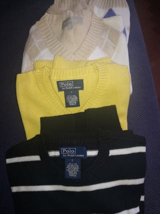 Pack 3 jerseys