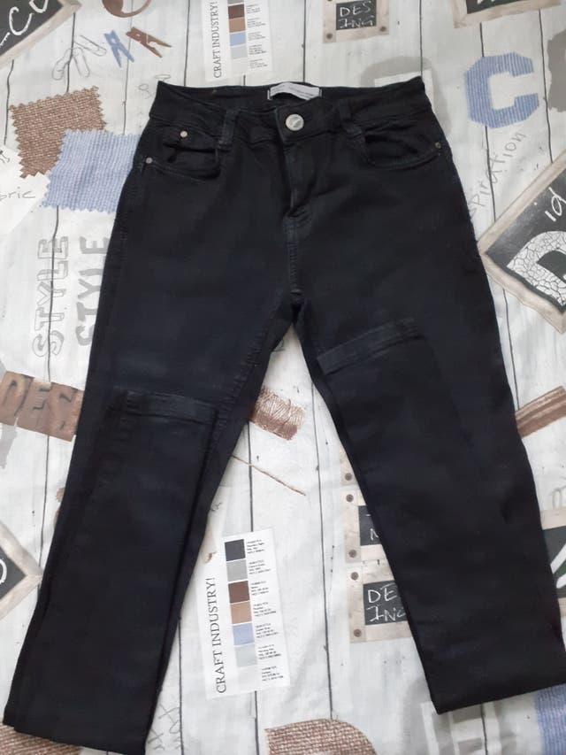 Pantalon chica 34 Bershka