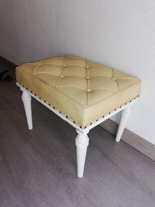 banqueta sillón butaca sofá