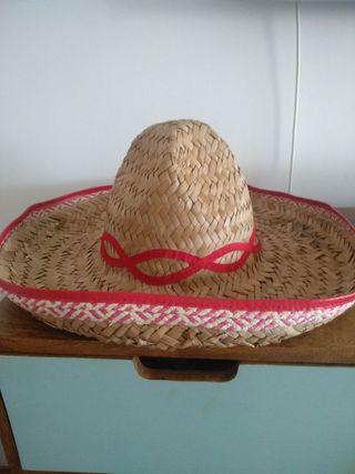 Sombreros mejicano , cowboy y colegio, disfraces