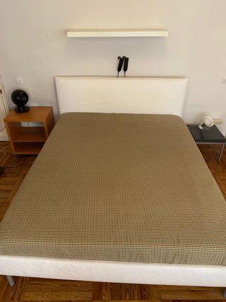 Cama Articulada/Colchón 160 x 200cm