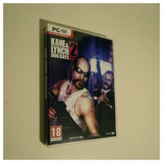 KANE & LYNCH 2: DOG DAYS VIDEOJUEGO PC/DVD-ROM.