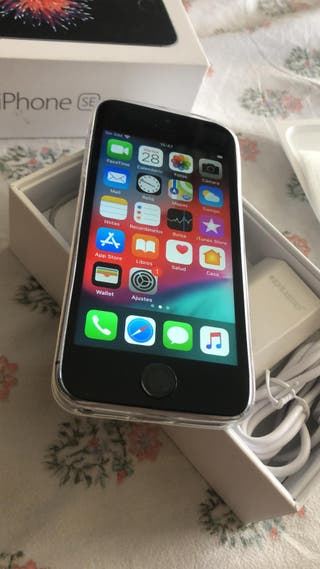 Vendo Apple Iphone SE 16 GB
