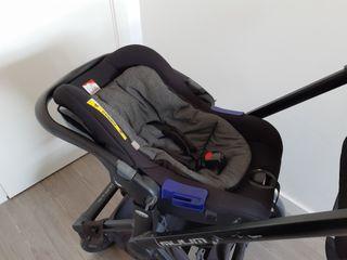 Carro bebé Jane Muum 3 piezas