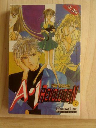 Manga A I revolution