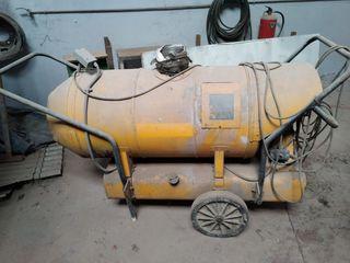 Cañón calefactor de gasoil