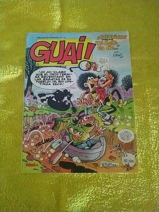 GUAI ! Tebeo comics Nº 144