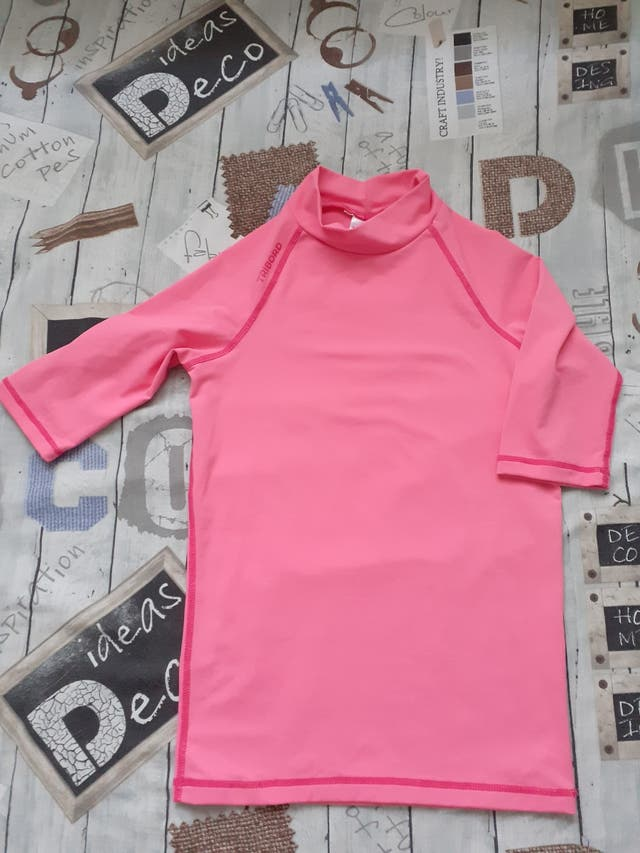 Camiseta surfero niña talla 12 años