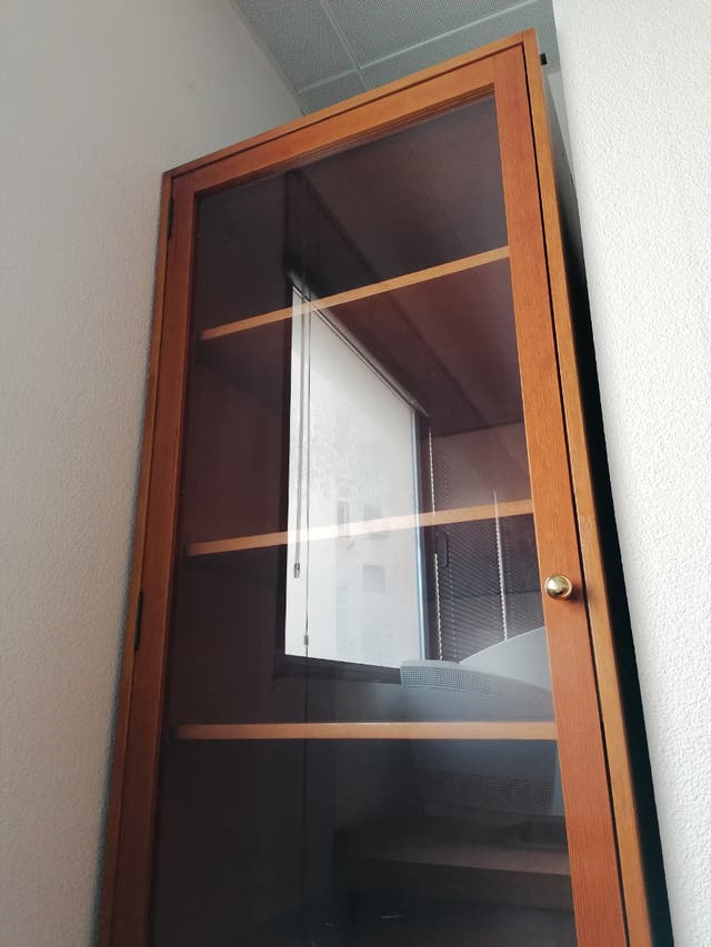 vitrina para archivar planos