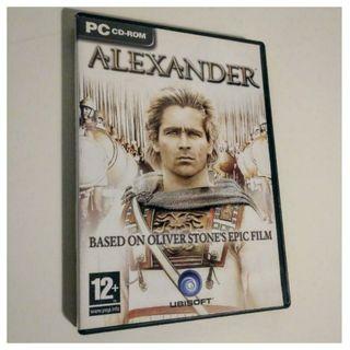 ALEXANDER : VIDEOJUEGO PC/ CD-ROM