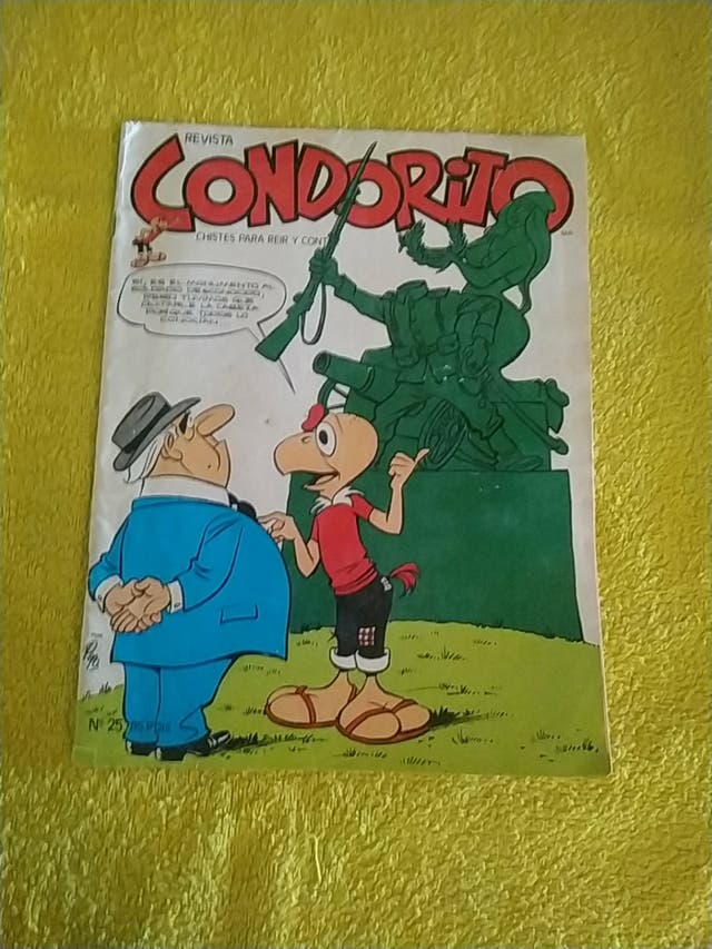 REVISTA CONDORITO