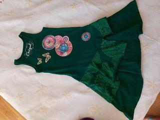 vestido de DESIGUAL niña
