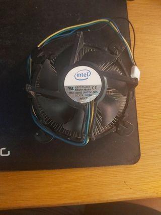 disipador de Intel
