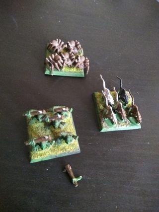 Warhammer Plagas Orcos y Goblins