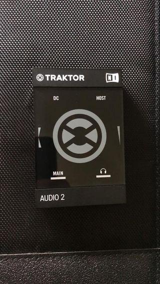 Traktor audio 2 nueva en caja