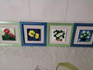 cuadros de azulejos