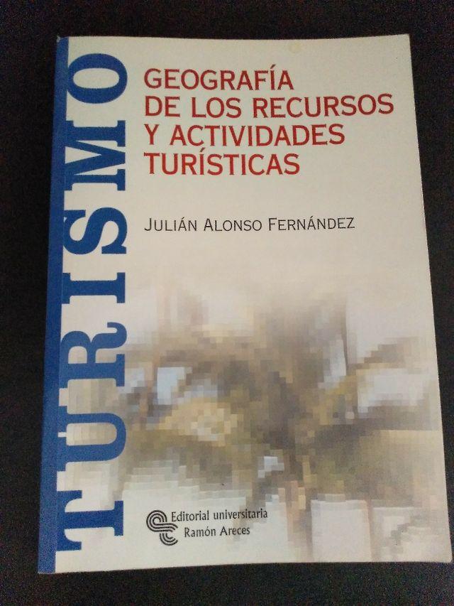 Geografía de los recursos y actividades turísticas
