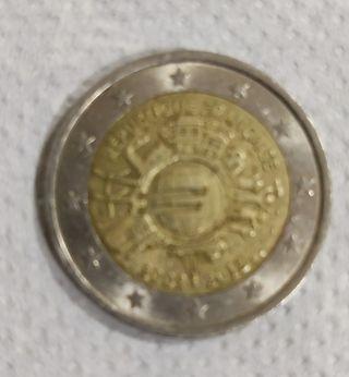 Moneda 2€ Francia Aniversario seguro 2012