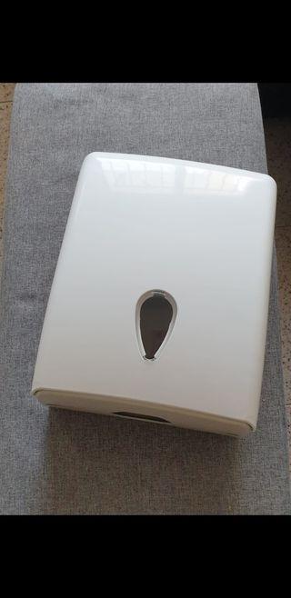 Dispensador de papel de manos