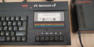 ZX Spectrum + 2