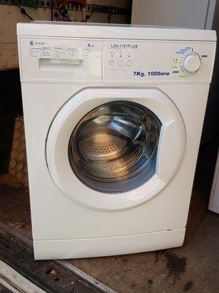 lavadora Esvan de 7 kilos