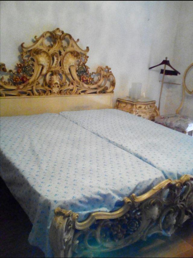 muebles dormitorio antiguo