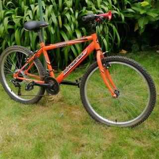 Bicicleta Cross Romester Niño
