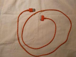 Cable USB cargador
