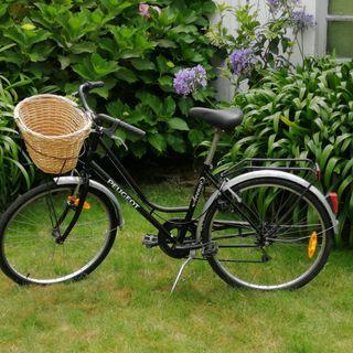 Bicicleta paseo vintage Peugeot