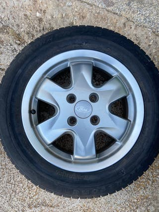 Llantas aluminio y neumáticos