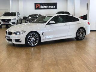BMW SERIE 4 420d COUPÉ PACK M 190 CV