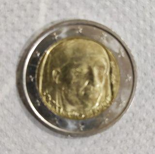 Moneda de 2 € Italia Boccaccio 2013