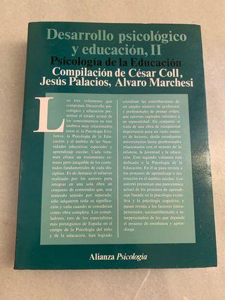 Desarrollo psicológico y educación, II.