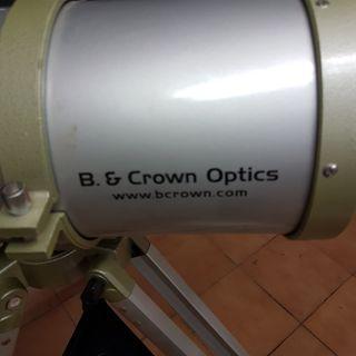 tripode y de regalo el telescopio