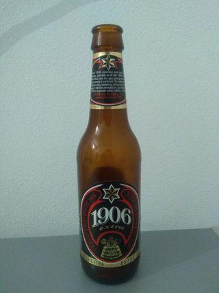 Botella Estrella Galicia 1906