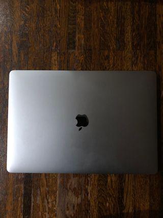 Macbook pro 15 touchbar