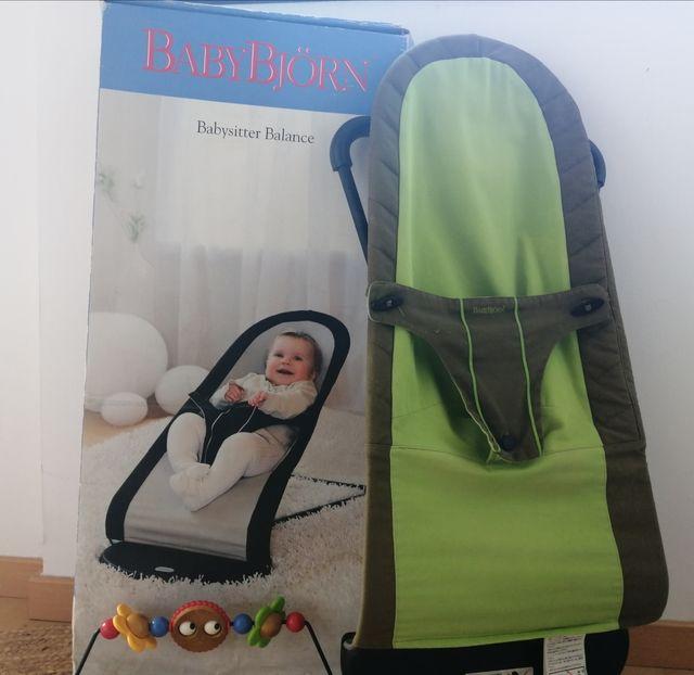 hamaca bebé babybjorn/babyjorn