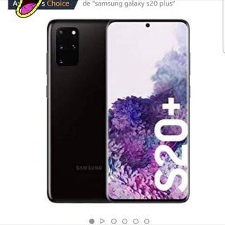 vendo samsung Galaxy 20plus nuevo de paquete sin a