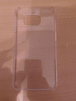 Funda transparente Samsung S6