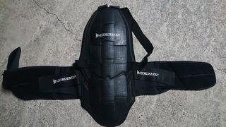 Espaldera Dunlop nueva