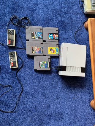 Nintendo NES entertainment system
