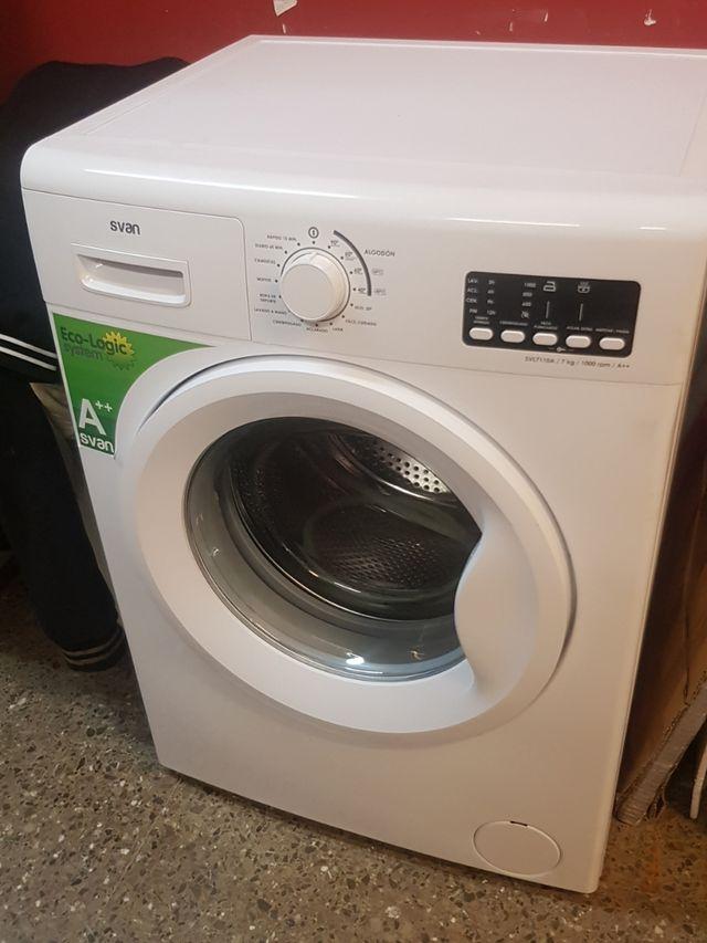 lavadora Svan de 7 kilos