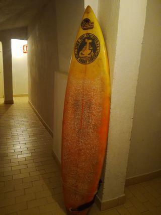 tabla de surf full & cas pro series, austral