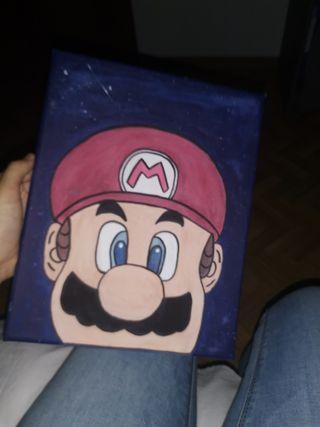 tableau Mario Bros