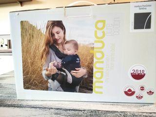 Mochila porta-bebés