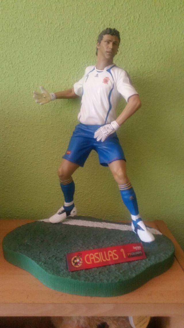 Figura Casillas