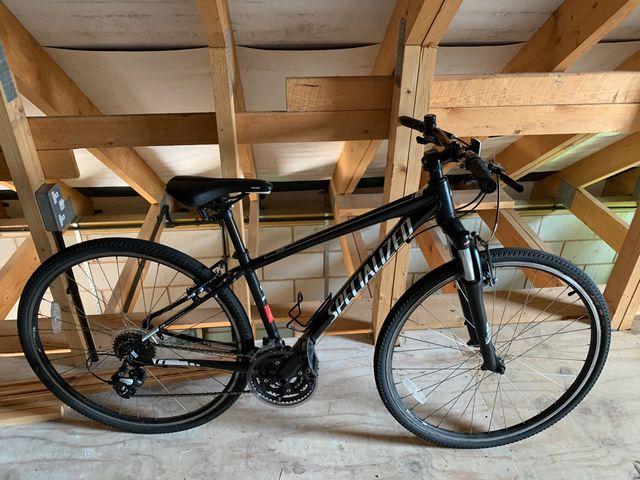 Specialized cross trail hybrid 2014
