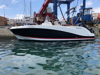 BARCA QUICKSILVER OPEN ACTIV 555