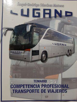 Temario Competencia Profesional Transporte Viajero