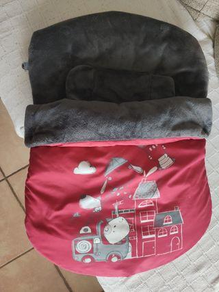Saco silla grupo 0 Petit Praia